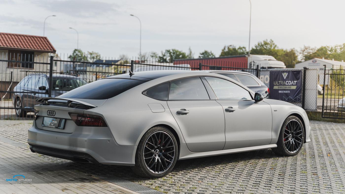 Audi A7 DARK GREY