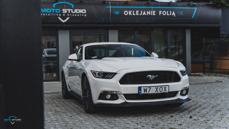 FORD MUSTANG x RCP
