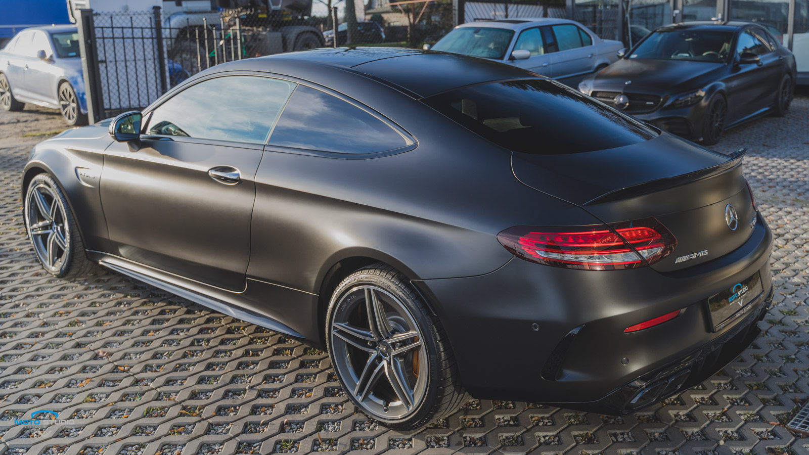 Mercedes-Benz C63s AMG Coupe