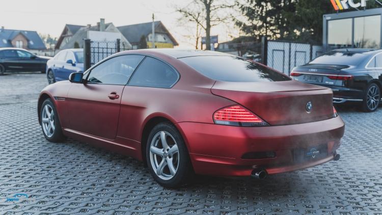 BMW 6 - APA WRAP