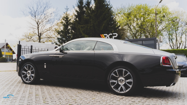 Rolls-Royce Wraith The Collection